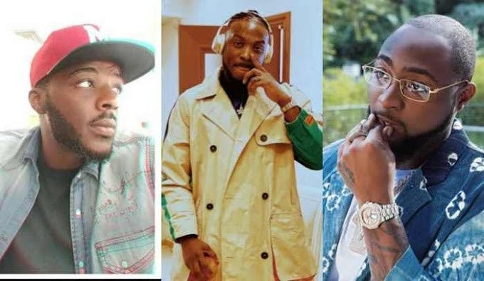 King Patrick, Peruzzi and Davido