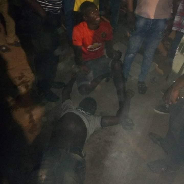 Young Man Kills Another Man With Single Slap In Anambra (Photos)