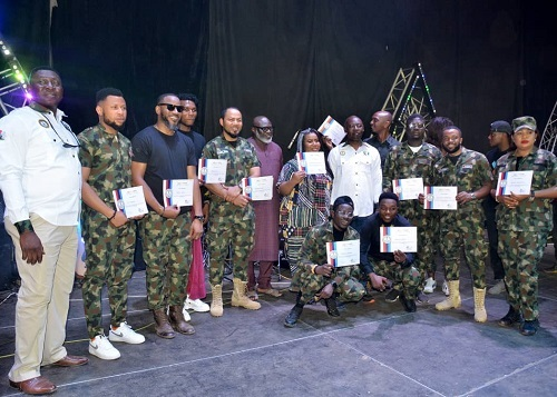Celebrity ambassadors and the Army