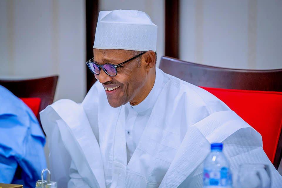 Buhari on NDDC