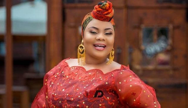 Popular Ghanaian gospel singer, Empress Gifty Adorye