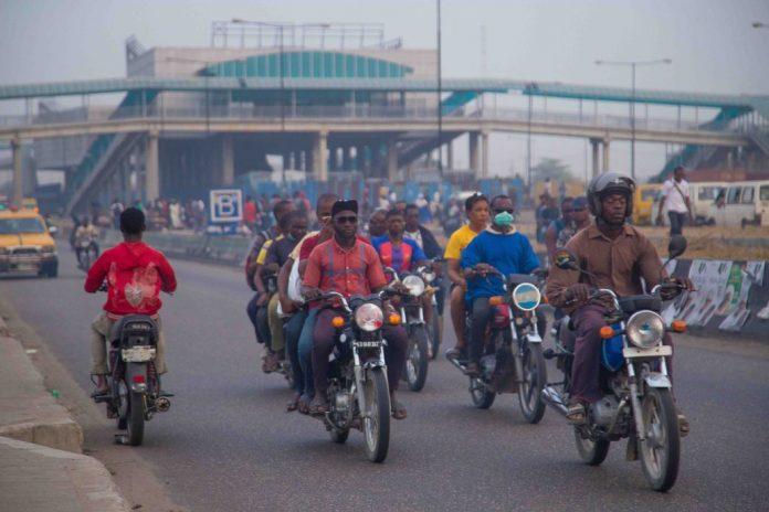 Okada Lagos