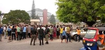bayelsa protest