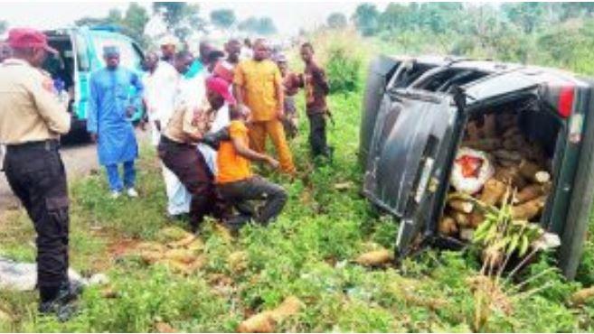 car crash Sokoto