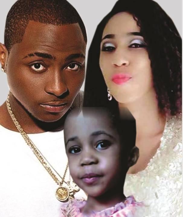 Davido, Ibadan girl