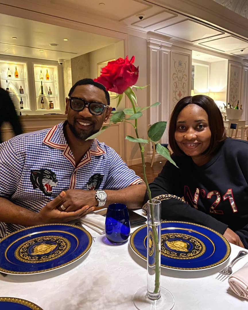 Fatoyinbo wedding anniversary