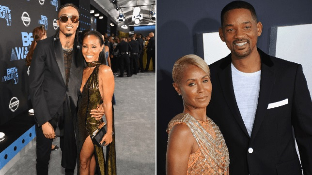 August Alsina said he got permission before sleeping with Will Smith's wife, Jada