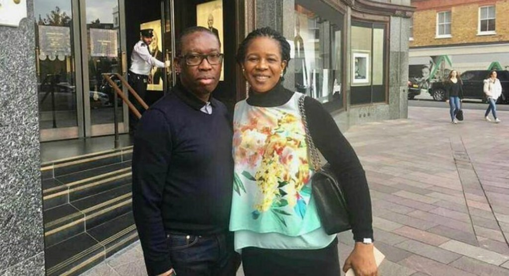 Okowa and his wife have tested positive for coronavirus