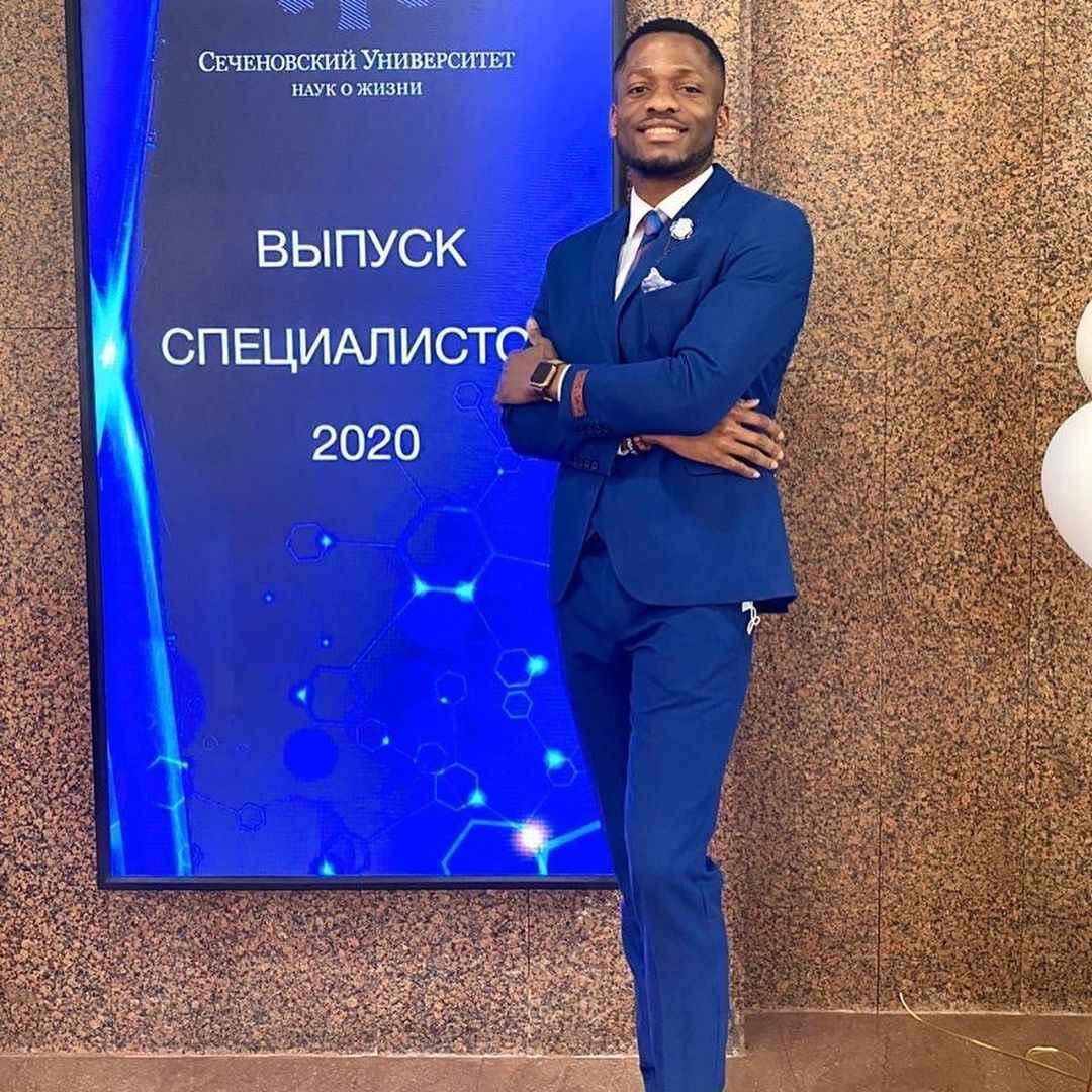 Dr. Chidubem Obi Gerald