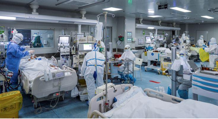 Coronavirus patients