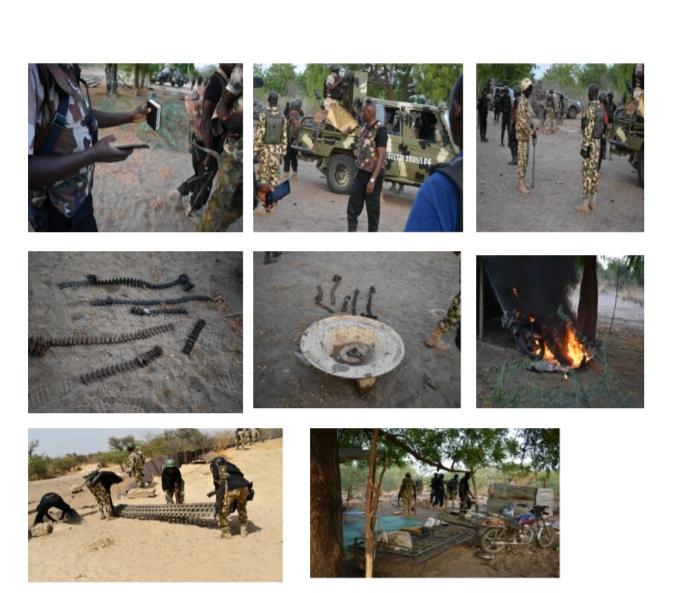 Wives of Boko Haram terrorists captured