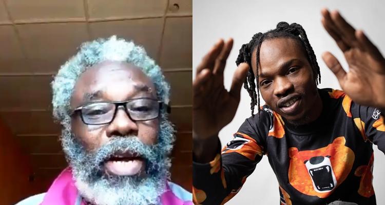 Jude Chukwuka and Naira Marley