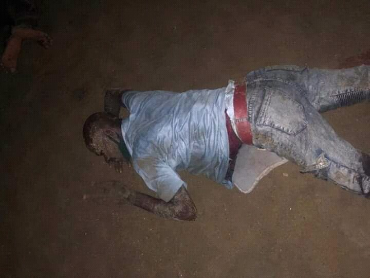 The kidnappers were arrested in Calabar
