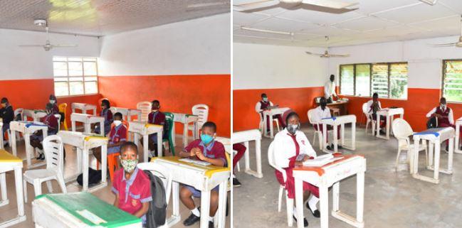 Oyo schools