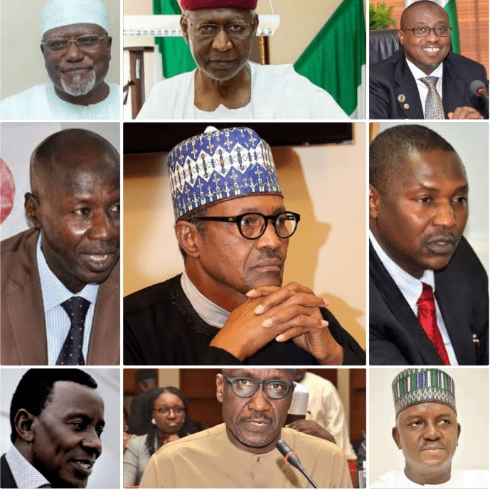 Buhari's cabal accused of sharing millions of naira from oil proceeds