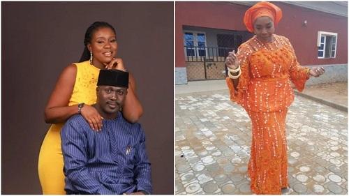 Rita Edochie's daughter marries her man