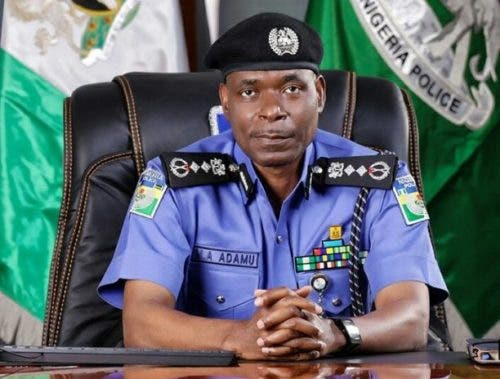 Inspector-General of Police, IGP Mohammed Adamu