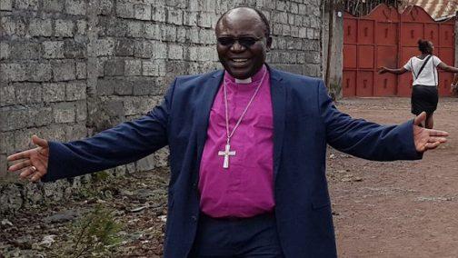 Bishop Desire Mukanirwa