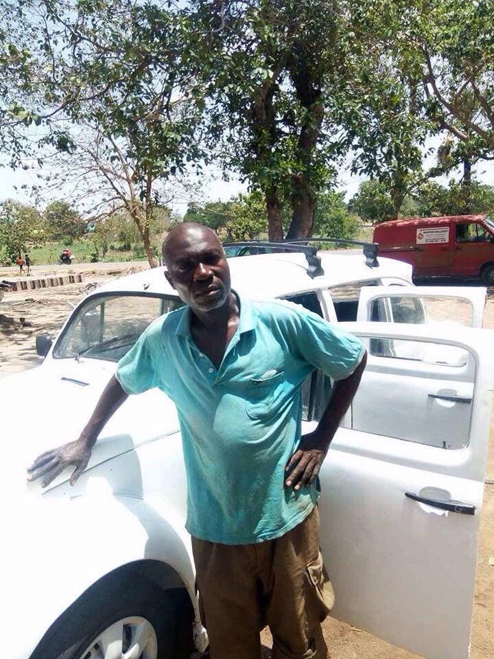 Muhmmad Abdul Modibo