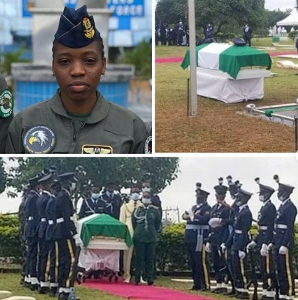 Arotile buried with full military honours