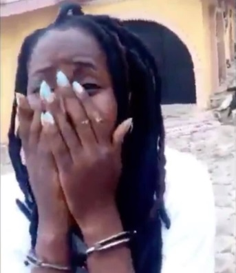 nysc member caught in the house of an armed robbery suspect