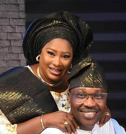 'I Was Mocked All The Time' - Lagos Big Girl And Politician, Hon. Fateema Aduke Finally Weds Her Man At at 48 (Photos)