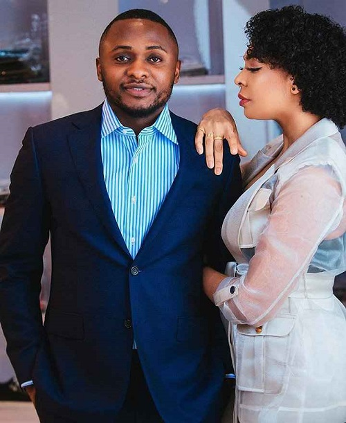 Controversial Loved Up Photos Of Ubi Franklin And Tboss Surfaces