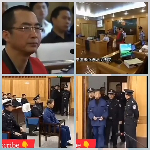 Chinese officials executed for taking bribe