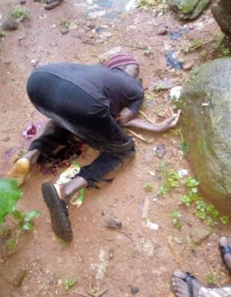 Men and women massacred in Southern Kaduna