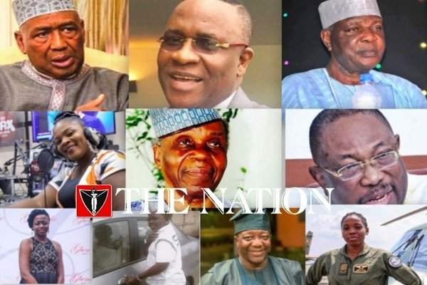 prominent Nigerians who died