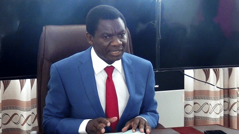 Minister of Education in Zambia, David Mabumba