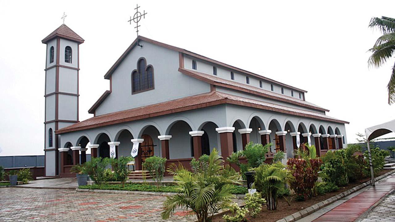 A church in Nigeria