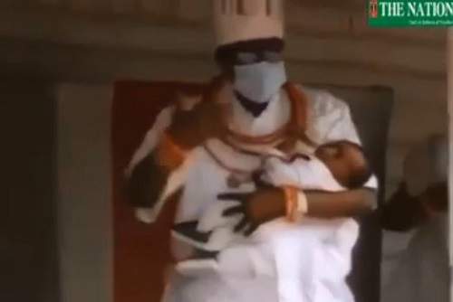 Oba of Benin, Oba Ewuare ll