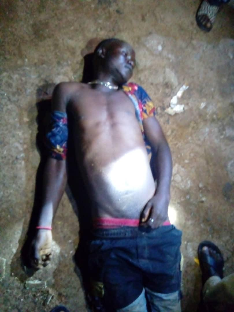 Kingsley ws reportedly killed by DSS operatives
