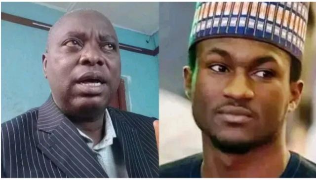 Olusegun Bamgbose and Yusuf Buhari