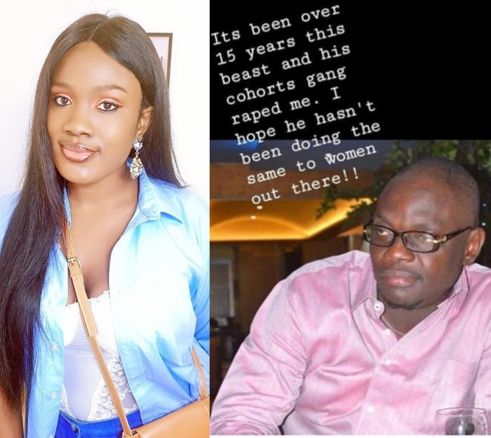 Ikechukwu Amaliri accused of raping woman 15 years ago