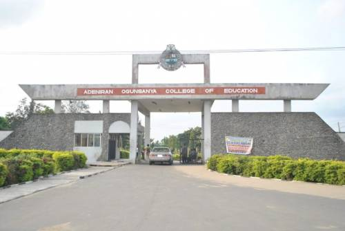 Adeniran Ogunsanya College of Education
