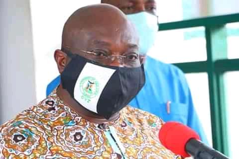 Okezie Ikpeazu, Abia State Governor