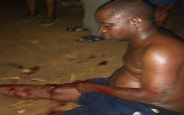 Police sergeant arrested after killing inspector in Lagos
