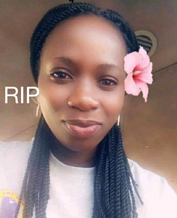 Miss Gift died while trying to procure abortion