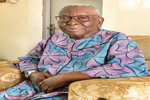 Professor James Nwoye Adichie