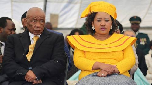 Lesotho's former PM and wife paid to have his other wife killed