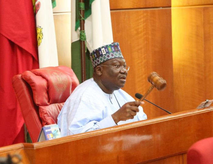 Senate President, Ahmad Lawan