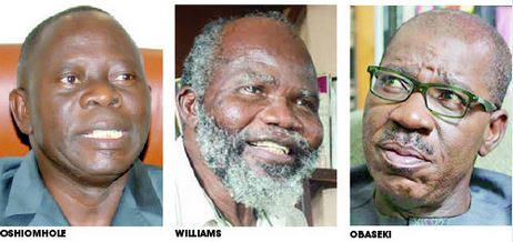 Major-Gen Ola Ishola-Williams