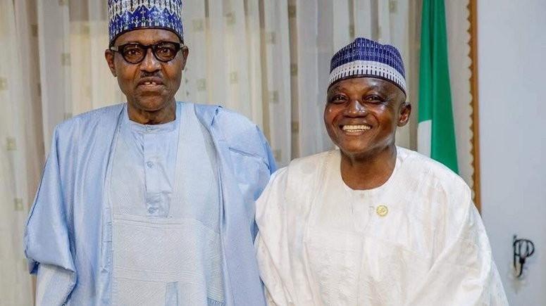 Garba Shehu said President Buhari was not involved in the shooting
