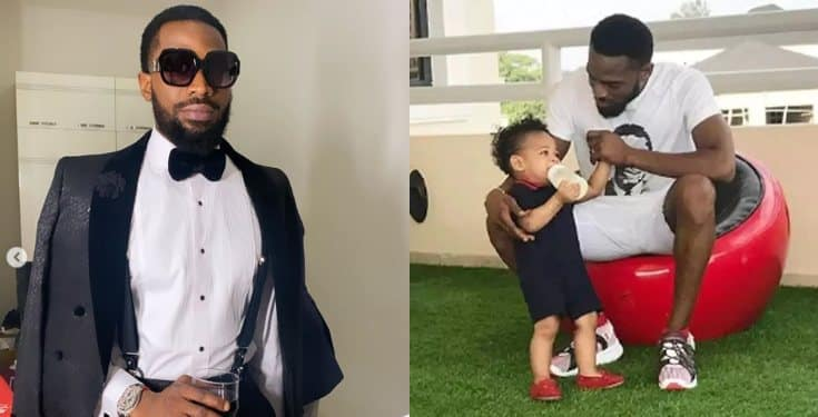 Dbanj has finally opened up after being accused of rape