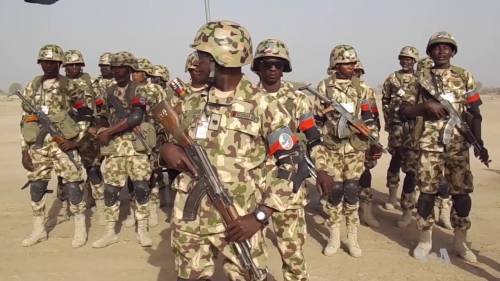 Army kills 13 Boko Haram terrorists