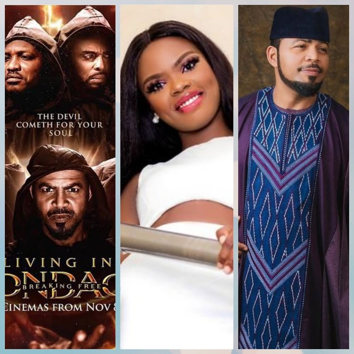 Ramsey Nouah called out for refusing to pay Graphic Designer
