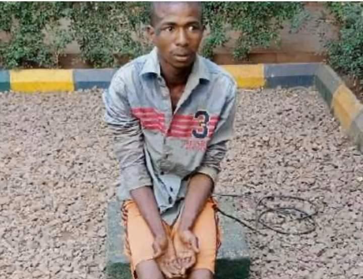 Laulo Isa, from Nasarawa State raped the Ebonyi woman to death