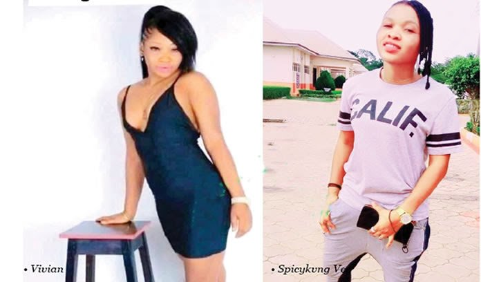 Spicykvng Vee killed her lover over a man